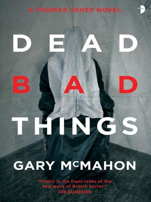 cover image of Dead Bad Things