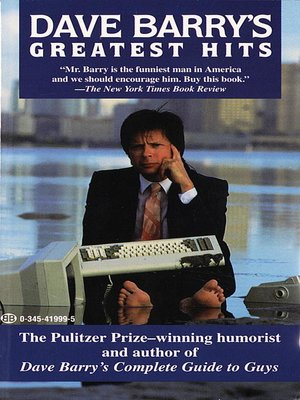 cover image of Dave Barry's Greatest Hits