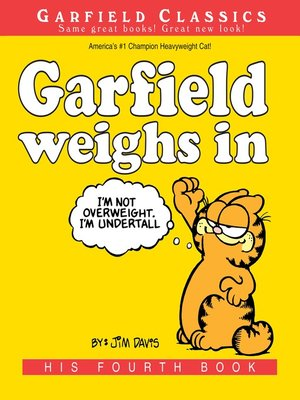 cover image of Garfield Weighs In