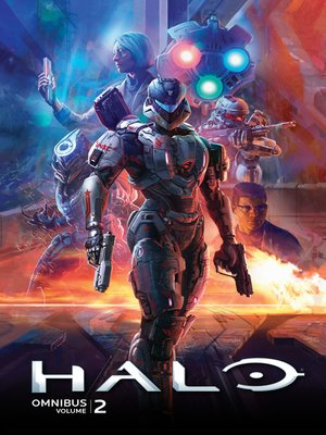 cover image of Halo Omnibus Volume 2