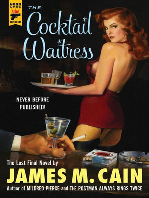 cover image of The Cocktail Waitress