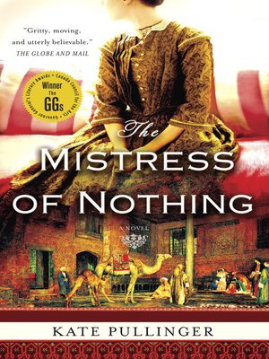cover image of The Mistress of Nothing