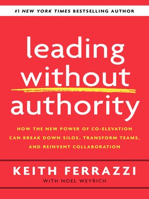 cover image of Leading Without Authority