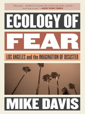 cover image of Ecology of Fear