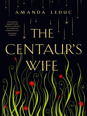 cover image of The Centaur's Wife