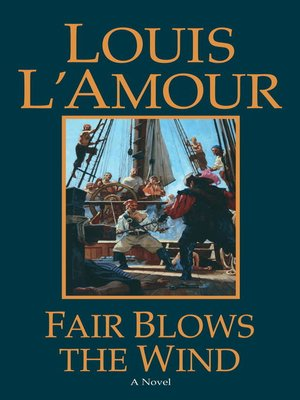 cover image of Fair Blows the Wind
