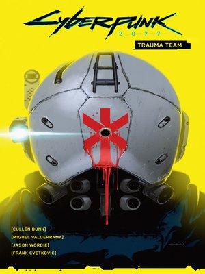 cover image of Cyberpunk 2077 Volume 1