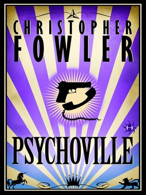 cover image of Psychoville