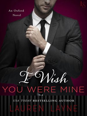 cover image of I Wish You Were Mine