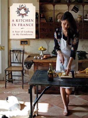 cover image of A Kitchen in France