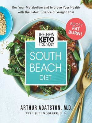 cover image of The New Keto-Friendly South Beach Diet