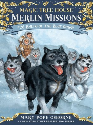 cover image of Balto of the Blue Dawn