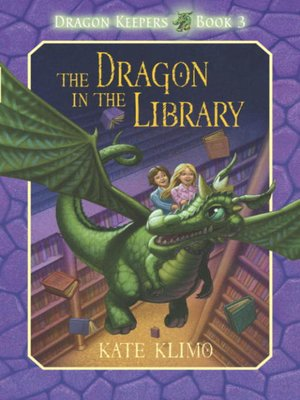 cover image of Dragon Keepers #3