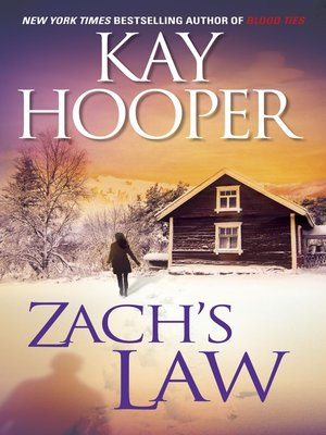 cover image of Zach's Law