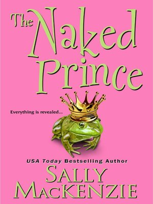 cover image of The Naked Prince