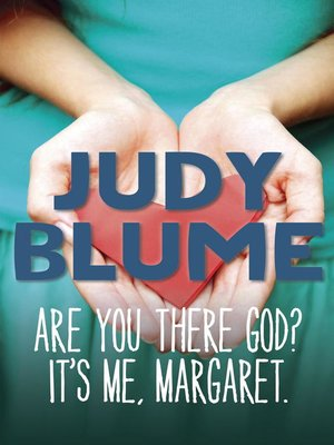 cover image of Are You There God? It's Me, Margaret