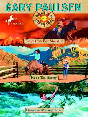 cover image of World of Adventure Trio