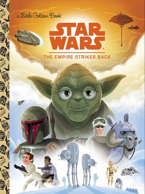 cover image of Star Wars: The Empire Strikes Back