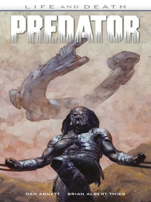 cover image of Predator: Life and Death