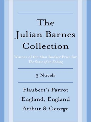 cover image of The Julian Barnes Booker Prize Finalist Collection, 3-Book Bundle