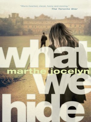 cover image of What We Hide