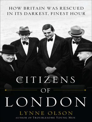 cover image of Citizens of London