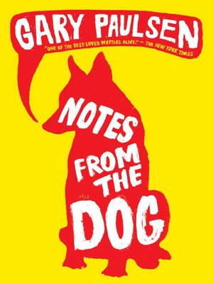 cover image of Notes from the Dog
