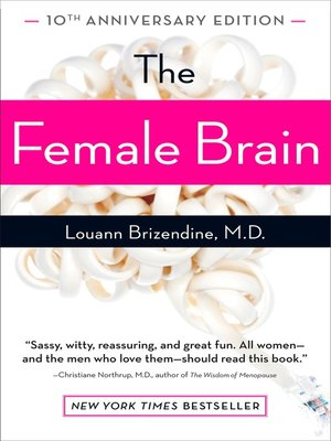 cover image of The Female Brain