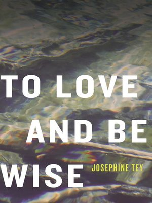 cover image of To Love and Be Wise