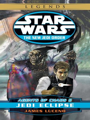 cover image of Jedi Eclipse
