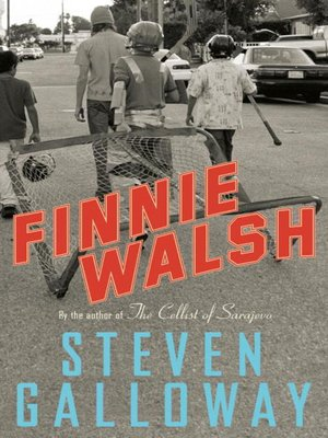 cover image of Finnie Walsh