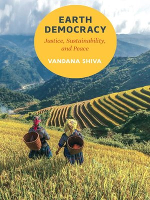 cover image of Earth Democracy