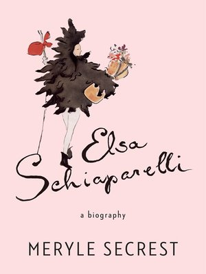 cover image of Elsa Schiaparelli