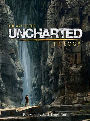 cover image of The Art of the Uncharted Trilogy