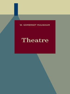 cover image of Theatre