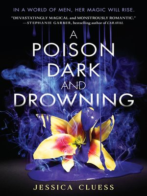 cover image of A Poison Dark and Drowning