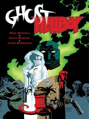 cover image of Ghost/Hellboy Special