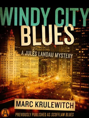 cover image of Windy City Blues