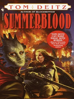 cover image of Summerblood