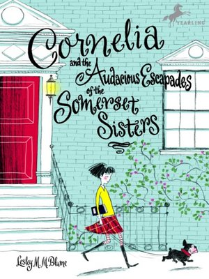 cover image of Cornelia and the Audacious Escapades of the Somerset Sisters