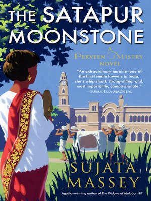 cover image of The Satapur Moonstone