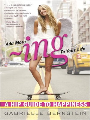 cover image of Add More -Ing to Your Life