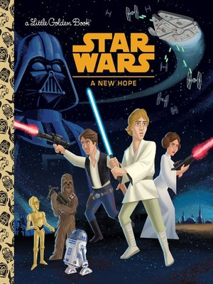 cover image of Star Wars: A New Hope