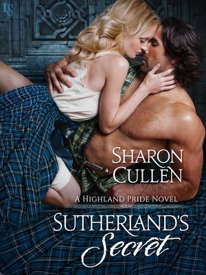 cover image of Sutherland's Secret