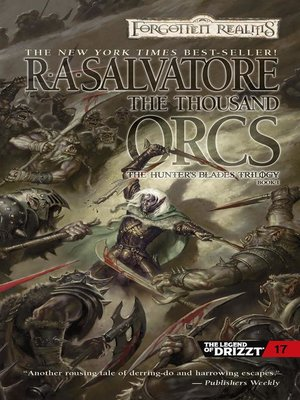 cover image of The Thousand Orcs