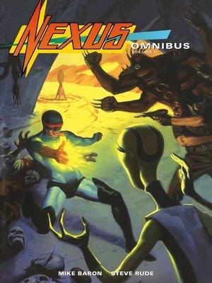 cover image of Nexus (1981), Omnibus Volume 8