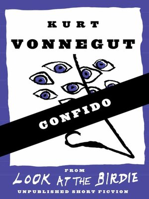 cover image of Confido (Stories)