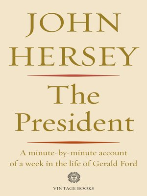 cover image of The President