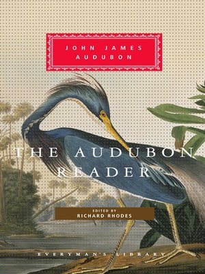 cover image of The Audubon Reader