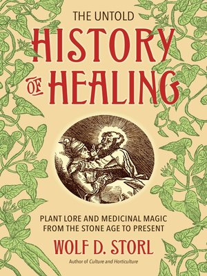 cover image of The Untold History of Healing